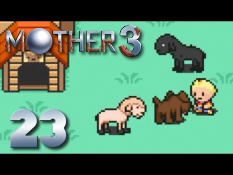 "Mother 3 (Blind) - Part 23 ""Capitalism"""