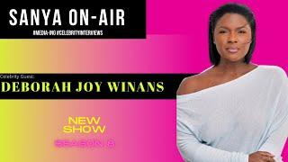 Greenleaf's Deborah Joy Winans Tells Women to Follow Their Man