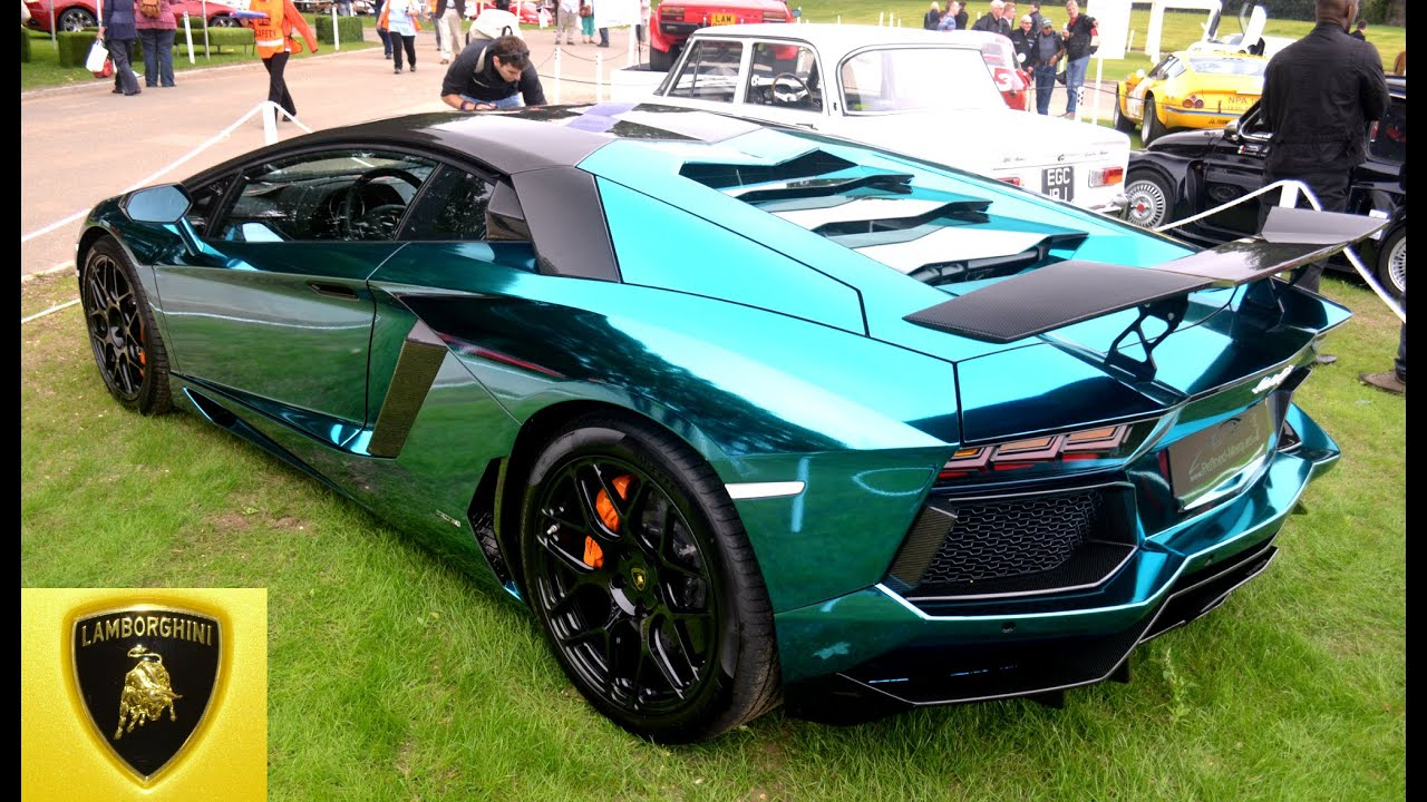 The Cars Lamborghini Top Famous Cars In The World Youtube