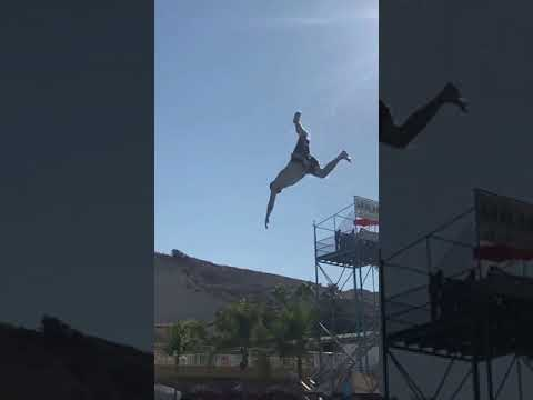 World's largest waterslide (Gone Wrong) #shorts