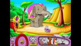 Putt-Putt Joins the Circus (Humongous Entertainment) (2000) [HD]