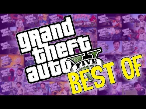 BEST OF SKYVSGAMING! (GTA FUNNY MOMENTS MONTAGE!)