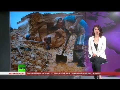 5.4 Million Dead in Conflict Mineral Wars to Put an iPhone in Your Hands