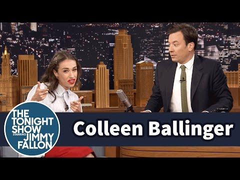 Thumbnail: Colleen Ballinger Transforms into Miranda Sings to Interview Jimmy