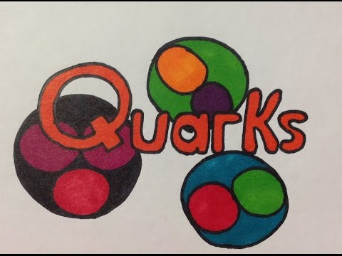 Quarks: Breaking open the Atom