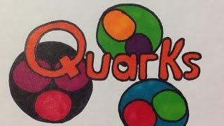 Quarks: Breaking open the Atom