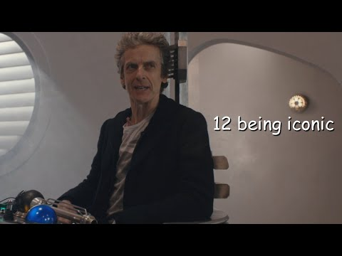 The 12th Doctor Being Iconic For 12 Minutes Straight