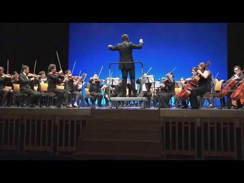 Sinfónica Consmupa. Pola de Siero. 1ª parte. Aldo Ceccato, Master Class Dirección