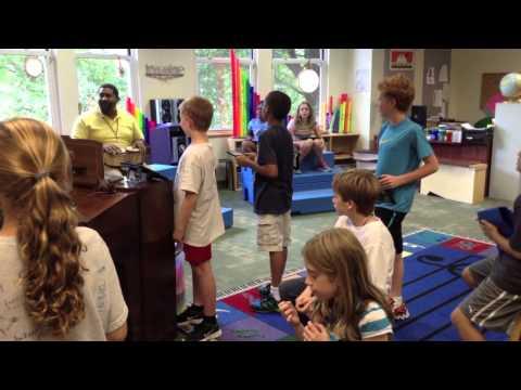 5th Grade Music Class