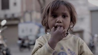 Delhi Poor Kids During Winter