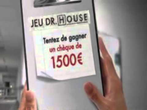 Vidéo TF1 docteur House