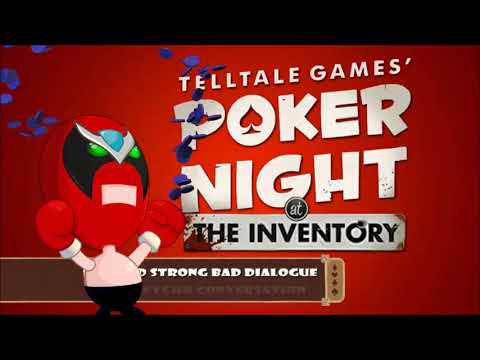 Poker Night At The Inventory: Deleted Strong Bad Dialogue