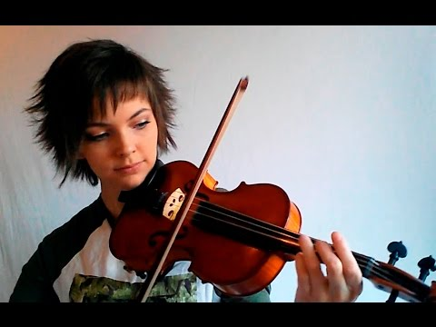 Fairy Tail Main Theme - Violin Cover (2 Years 8 months violinist)