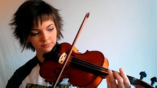 Fairy Tail Main Theme Violin Cover 2 Years 8 months violinist.mp3