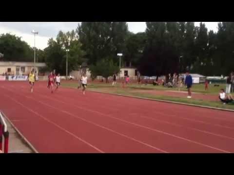 Budapesti Honvéd Nemzetközi 2013 férfi 200m