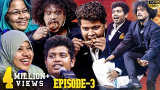 IRFAN vs PUGAZH🔥LIVE Dance Battle😍 Pugazh brushes teeth with Chicken Lollipop🍗Laugh your brains out🤣