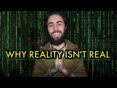 PROOF that Reality is a Simulation! (Full Lecture ~ Koi Fresco)