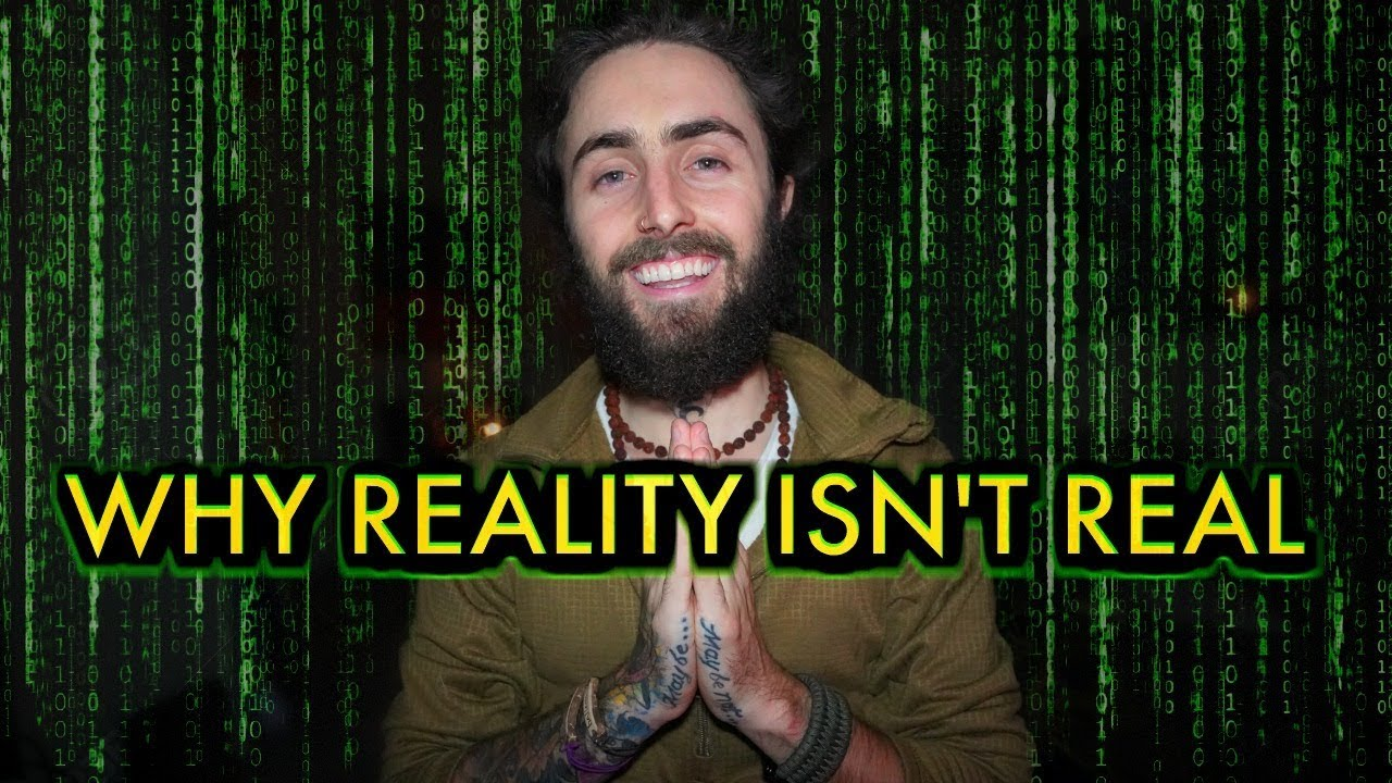 PROOF that Reality is a Simulation!