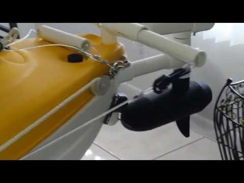 THE BEST DIY KAYAK ELECTRIC MOTOR SETUP intro