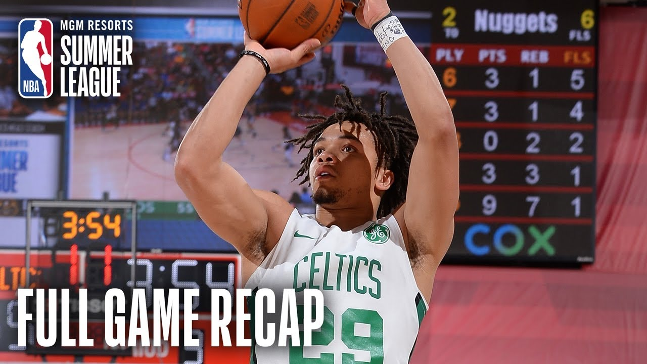 WATCH: Carsen Edwards scores 16 points, 4 rebounds vs. Clippers