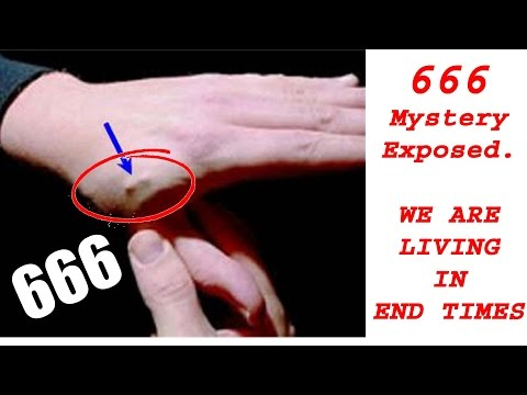 666 Mystery Decoded   | P.J.STEPHEN PAUL |