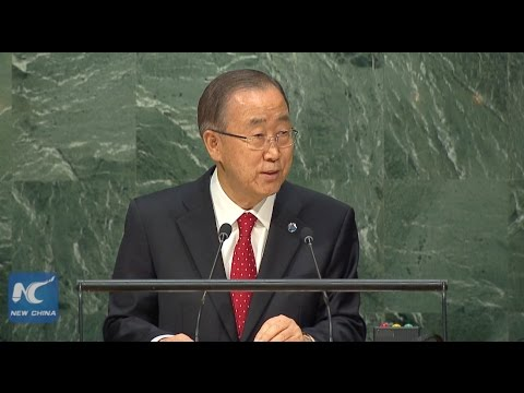 A Look Back at Ban Ki-moon's 10 years as UN Secretary-General