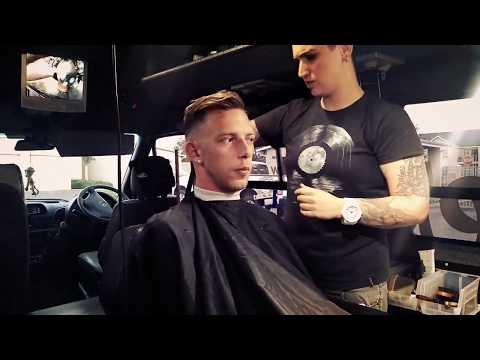 Charl Binneman: My Clipperheadz Experience - Mobile Barbershop in Cape Town