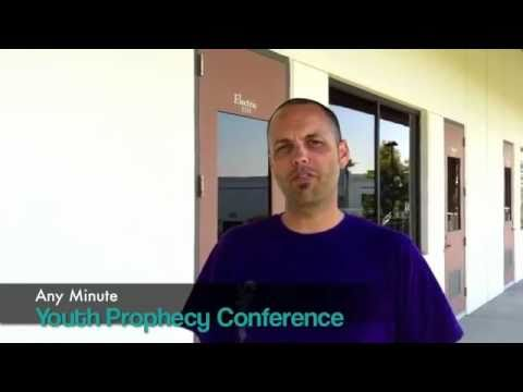 Pastor Shadrach: Youth Prophecy Conference 2011 Update+ Bloopers