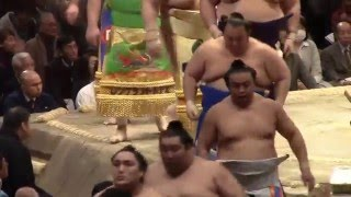 2016.1.16 東京 両国国技館 http://www.sumo.or.jp/ http://ozumou.com/...