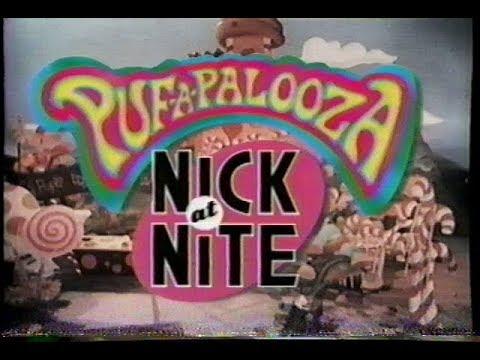 Sept. 1995 Nick at Nite Puf-a-Palooza Marathon Commercial Breaks
