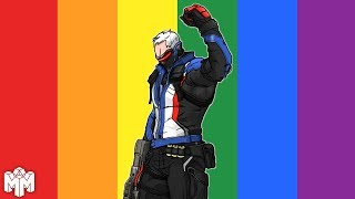 Soldier: 76 is Gay