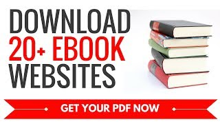 Read as a blog post and save to your bookmarks https://techlibrary.tv/25-most-amazing-websites-to-download-free-ebooks-2019 download pdf now ( no signup requ...