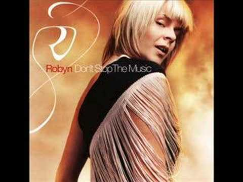 Robyn - Blow my mind