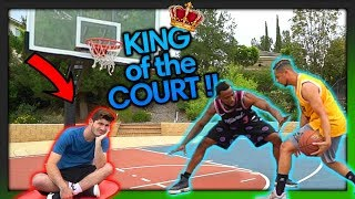2HYPE KING OF THE COURT KNOCKOUT!! (NEW GAME)