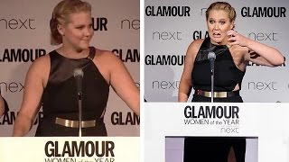 Video Amy Schumer's 'Catch A Dick' NSFW Acceptance Speech Is Simply Awesome download MP3, 3GP, MP4, WEBM, AVI, FLV Juli 2018