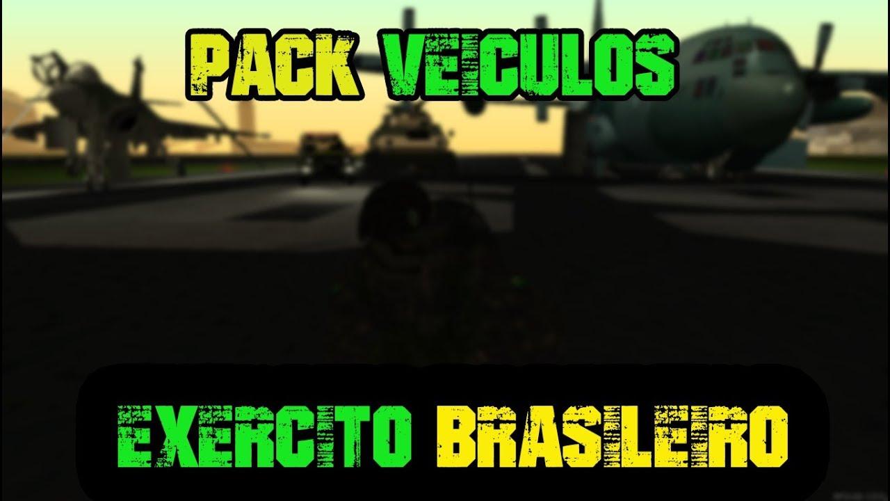 6ea4ec7fd5 DONWLOAD] MTA PACKS: ☛PACK EXÉRCITO BRASILEIRO© - YouTube