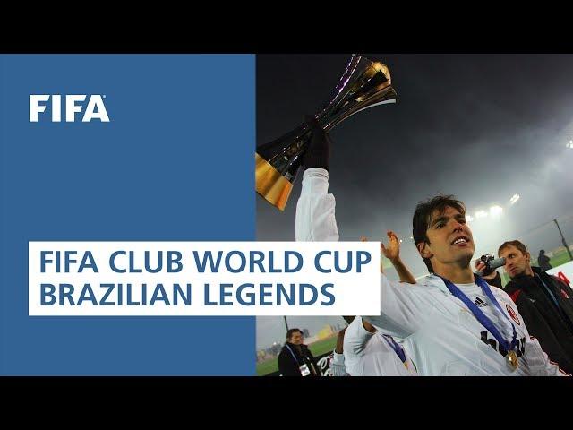 FIFA Club World Cup's Brazilian Legends [2000-2013]