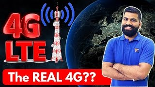 4G Vs LTE? The Real 4G!!!
