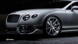 Vorsteiner BR-10 Bentley Continental Coupe 2012 Videos