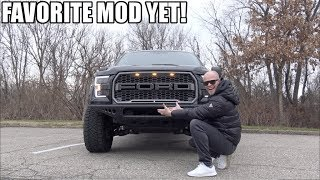 BEST Ford F150 Mod YET!!  Prerunner Style Front Bumper!