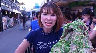 [KHOI MY TUBE] Sườn Cay Ratchada THAILAND - hướng dẫn chi tiết đi bằng tàu điện