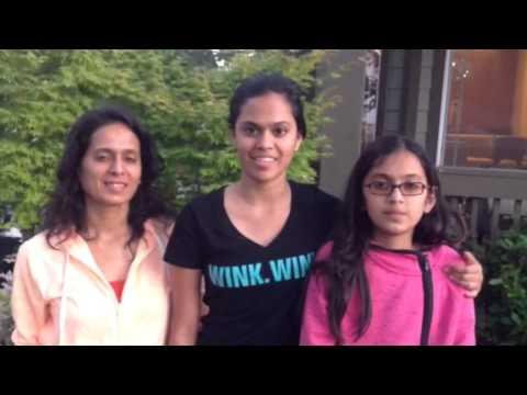 Padutha Theeyaga USA 2015 - Snigdha Malladi - Happy Review(Selected Contestant)