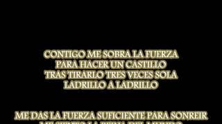 Pídeme - María Carrasco (Misterios de mi alma) Letra