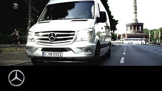 20 years Mercedes-Benz Sprinter Anniversary-Tour