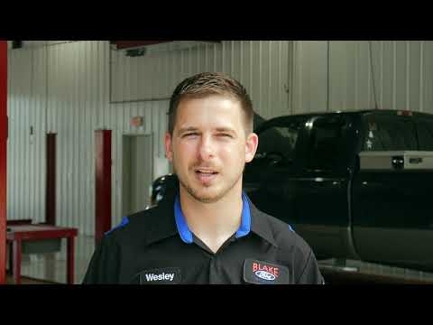 Blake Ford Service Department