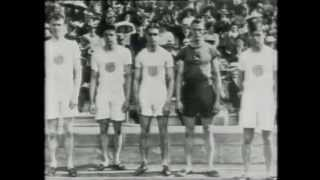 1912, Stockholm, The Fastest Men On Earth
