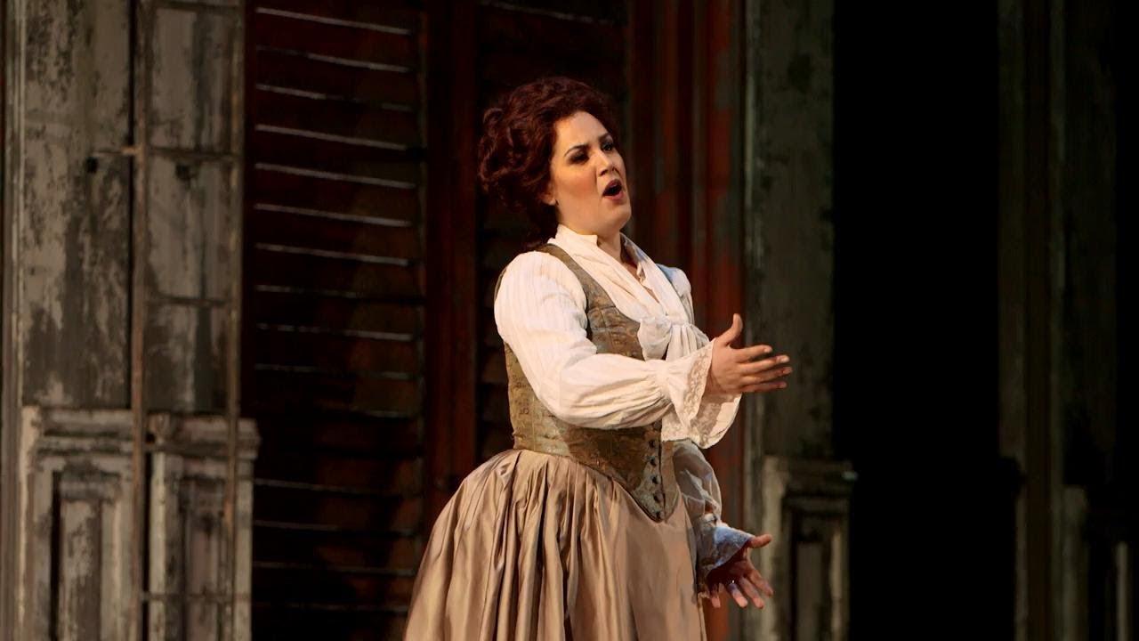 """Don Giovanni: """"Mi tradì quell'alma ingrata"""""""