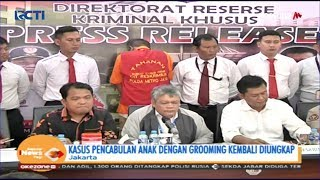 Gambar cover Polisi Ungkap Kasus Pencabulan Anak Dibawah Umur via Game Online - SIP 30/07