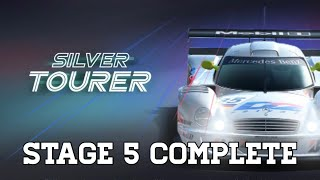 Real Racing 3 Silver Tourer Stage 5 Upgrades 3331111 - 116 Gold RR3