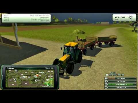 Farming Simulator 2013 - Comprando Trator Travel Video